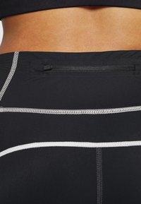 Sweaty Betty - SWEATY BETTY X HALLE BERRY VIVIAN SCULPT 7/8 LEGGINGS - Tights - black - 5