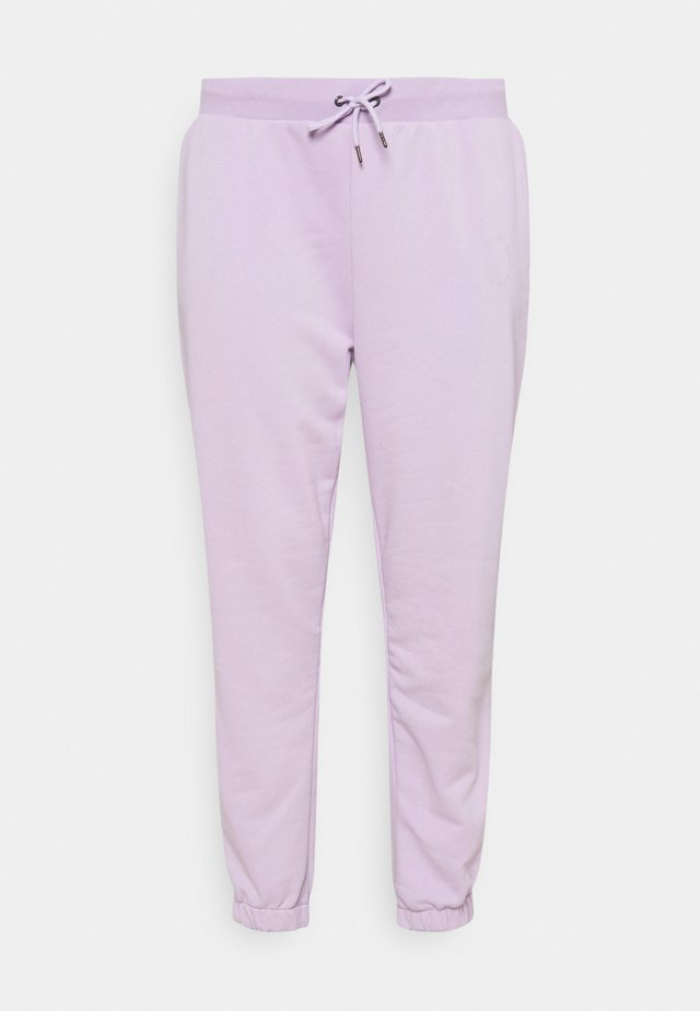 NMLUPA LOGO PANTS - Trainingsbroek - orchid bloom