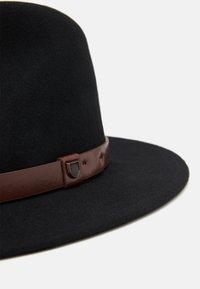 Brixton - MESSER FEDORA - Hat - black - 4