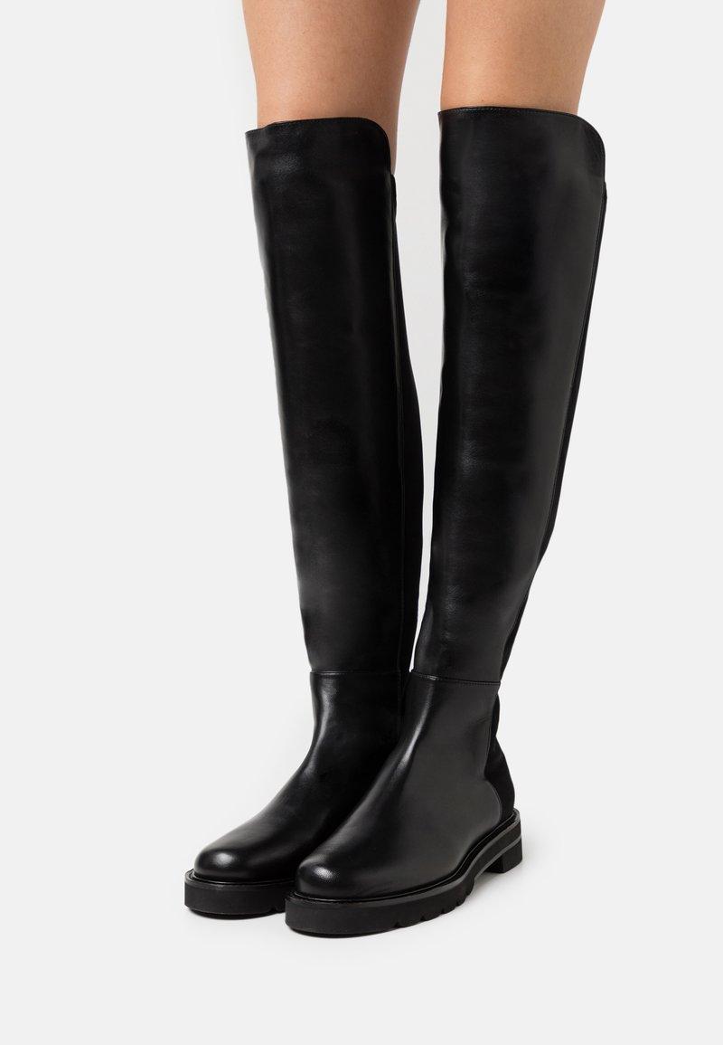 Stuart Weitzman - LIFT - Over-the-knee boots - black