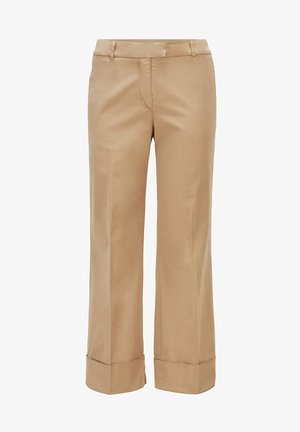TAROMA - Trousers - beige