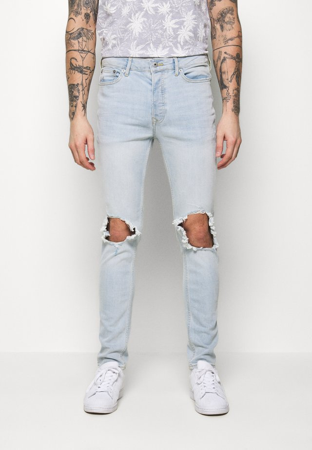 WASH EXTREME - Jeans Skinny Fit - light wash