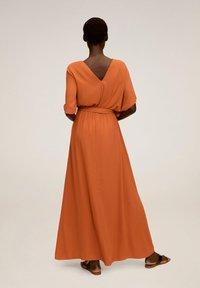 Mango - DUDDY-A - Maxi šaty - orange - 1