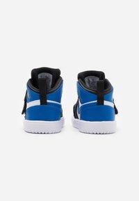 Jordan - SKY 1 UNISEX - Basketball shoes - white/sport blue/black - 2