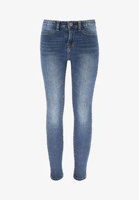 Evika Kids - Jeans Skinny Fit - blue denim - 1