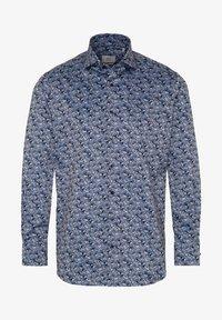 Eterna - MODERN FIT - Shirt - hellblau/marine - 3