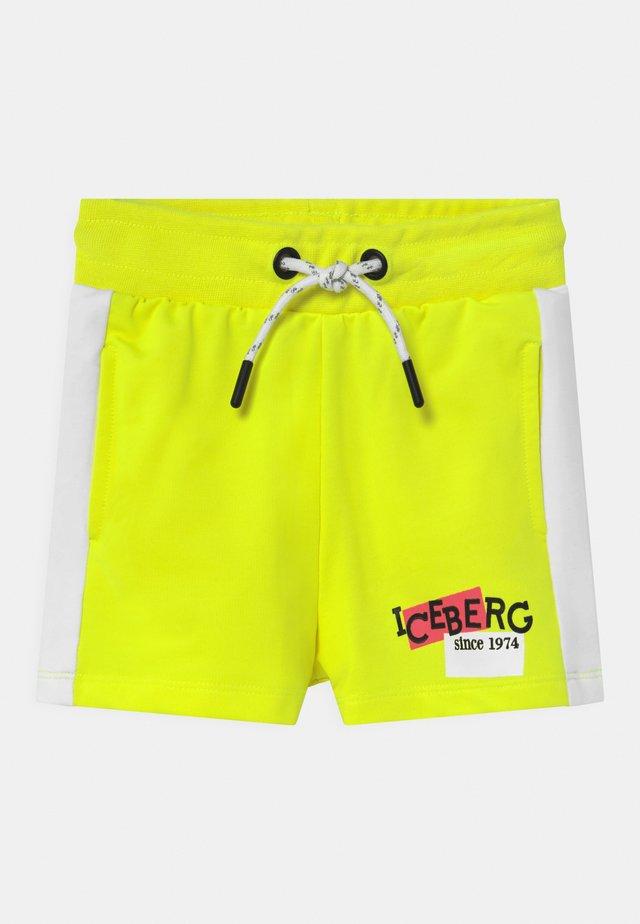 Shorts - giallo fluo
