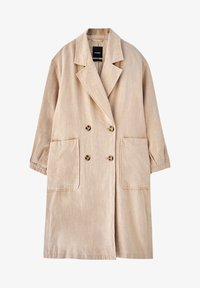 PULL&BEAR - Trench - beige - 5