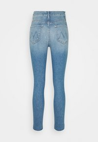 Mother - HIGH WAISTED LOOKER ANKLE FRAY SKINNY - Jeans Skinny Fit - shoot to thrill - 1