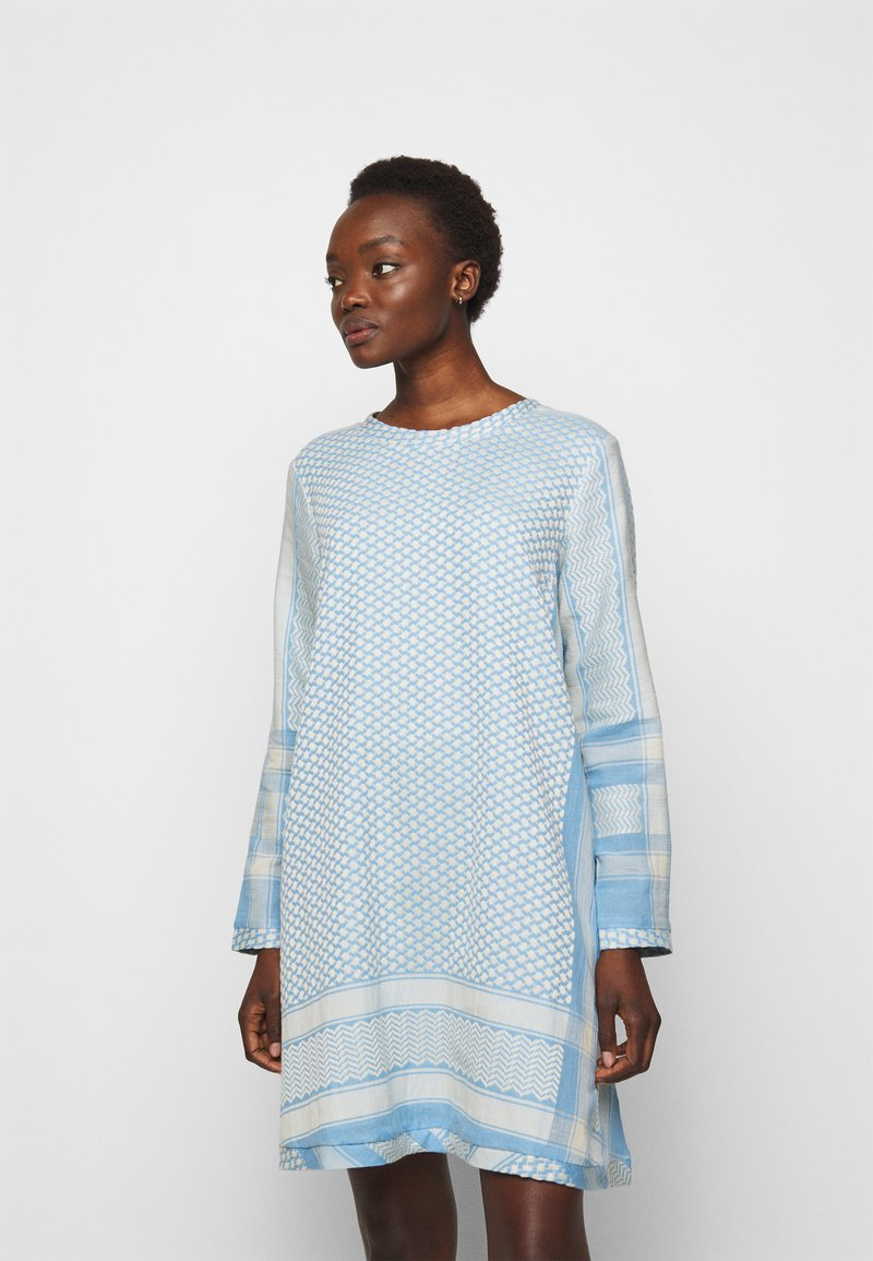 CECILIE copenhagen - DRESS - Day dress - sky