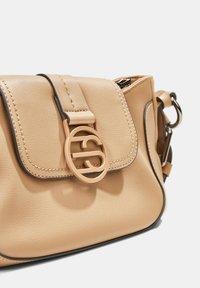Esprit - HALLIE  - Handbag - camel - 4