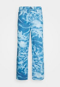 Jaded London - SWIMMING POOL SKATE - Jeans baggy - blue - 0