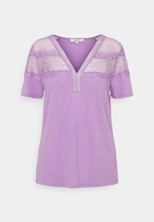 DIETER - Basic T-shirt - lilac