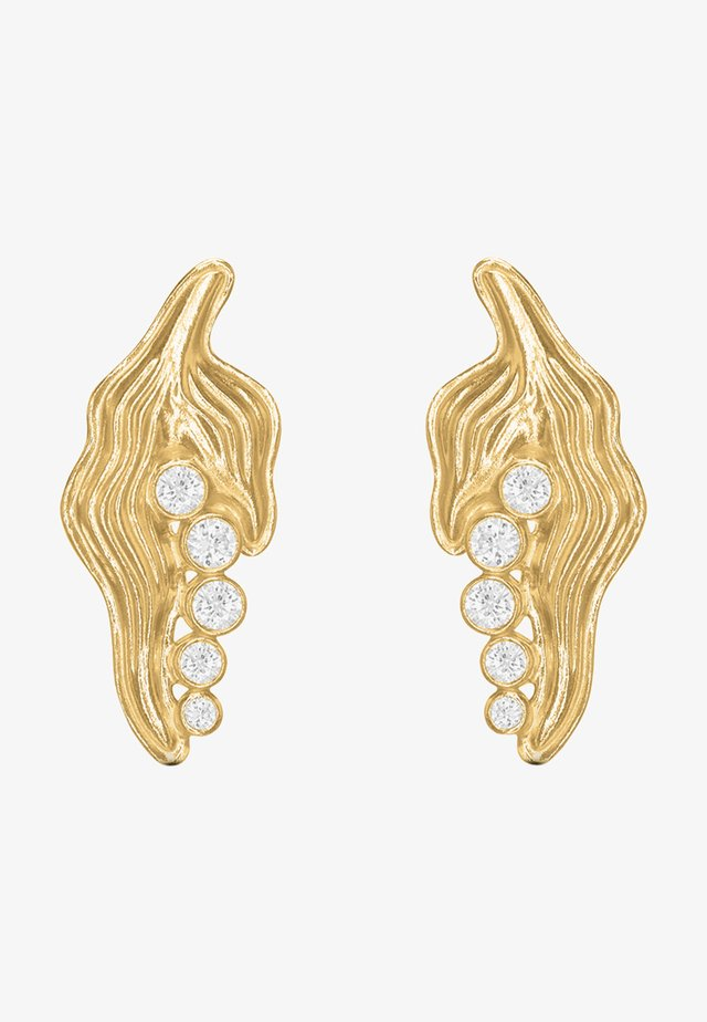THE PRINCESS ON THE PEA EARRINGS - Oorbellen - gold
