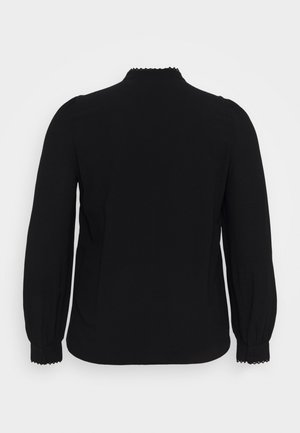 VMESTHER  - Button-down blouse - black