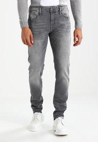 Mavi - JAMES - Slim fit jeans - grey ultra move - 0
