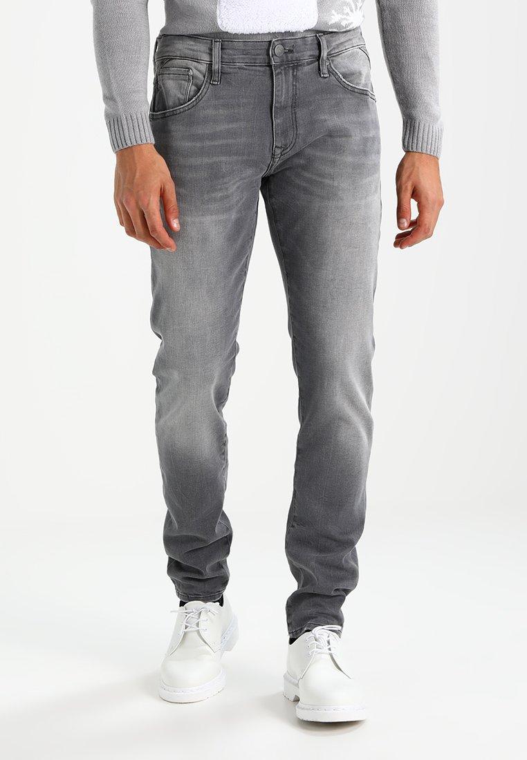 Mavi - JAMES - Slim fit jeans - grey ultra move