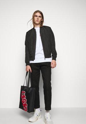 COLLEGE UNISEX - Tote bag - black