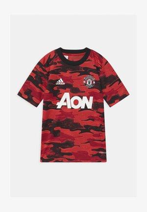 MUFC H UNISEX - Club wear - glored/black