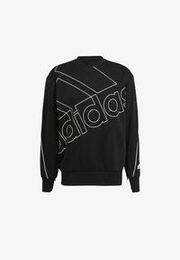 adidas Performance - GIANT LOGO SWEATSHIRT (GENDER NEUTRAL) - Felpa - black - 6