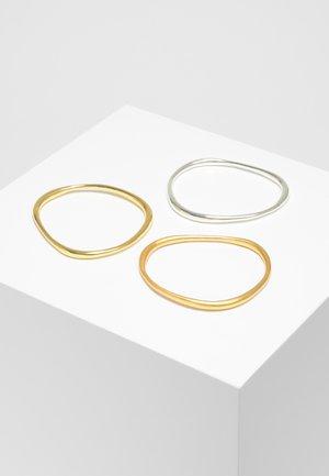 Bracelet - multi gold-coloured