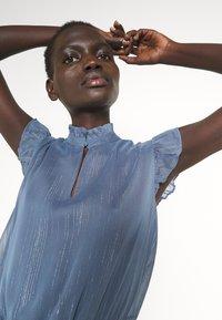Bruuns Bazaar - SENNA OFIA DRESS - Day dress - riverside - 4