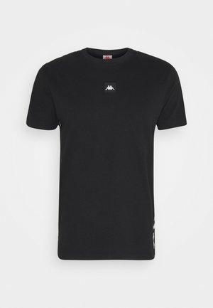 HENNY - T-shirts med print - caviar