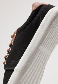 Pier One - UNISEX - Sneakers - black - 5