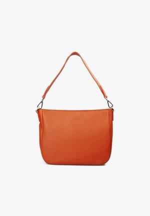 Diana - Handbag - pumpkin