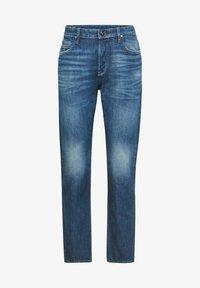 G-Star - TRIPLE A STRAIGHT C - Straight leg jeans - melfort denim o - faded crystal lake - 0