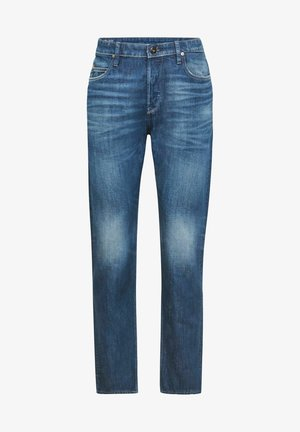 ALTO HIGH STRAIGHT - Jean droit - melfort denim o - faded crystal lake