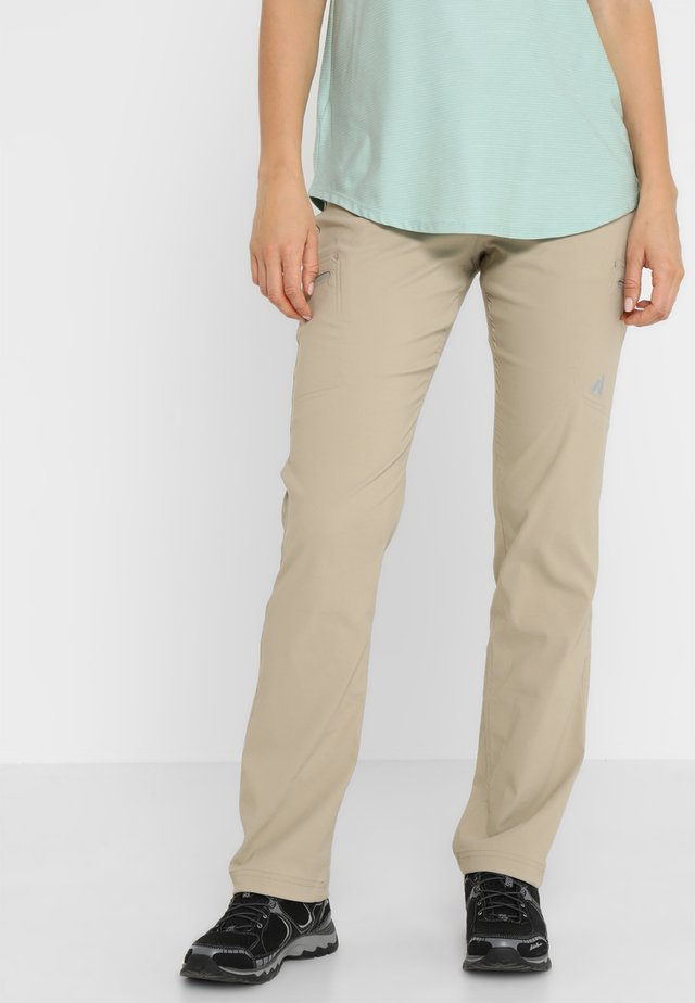GUIDE  - Outdoor trousers -  khaki
