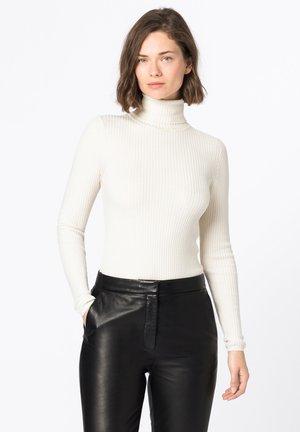Pullover - crème