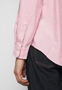 Polo Ralph Lauren - Vapaa-ajan kauluspaita - orange/white - 6