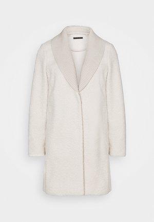 COAT - Classic coat - offwhite