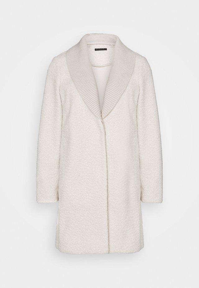 COAT - Płaszcz wełniany /Płaszcz klasyczny - offwhite