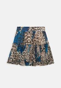 Guess - KARIDA SKIRT - Mini skirt - beige - 0