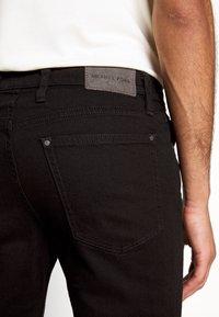 Michael Kors - KENT - Jeans Skinny Fit - black - 5