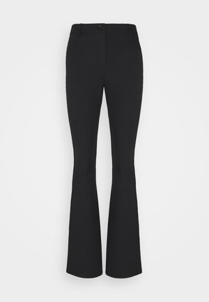 FEDERICO - Trousers - black
