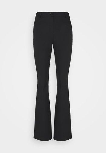FEDERICO - Trousers - black