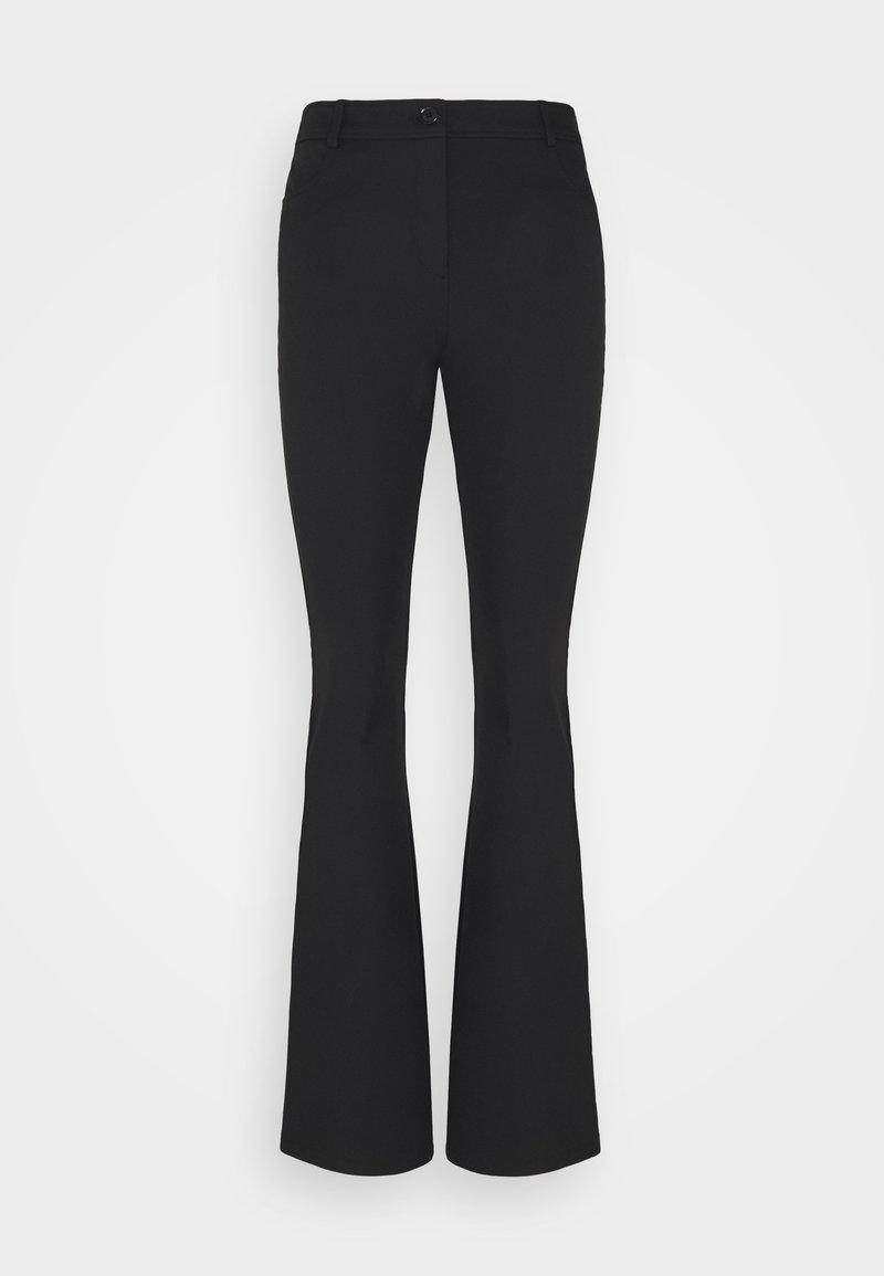 MAX&Co. - FEDERICO - Trousers - black