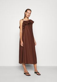 ARKET - DRESS - Day dress - brown dark - 1