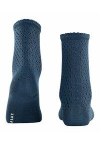 FALKE - POINTELLE - Socks - atlantic - 1