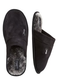 Next - STAG - Slippers - black - 1