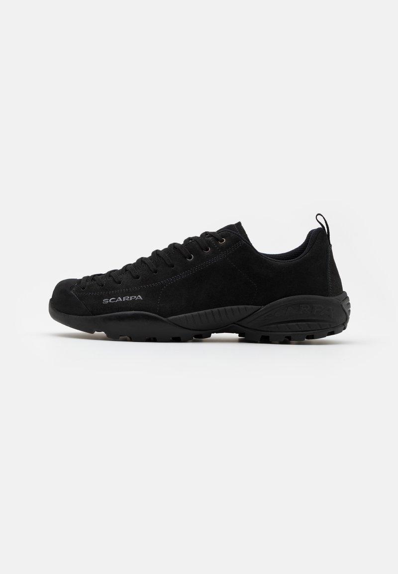 Scarpa - MOJITO GTX UNISEX - Zapatillas de senderismo - black