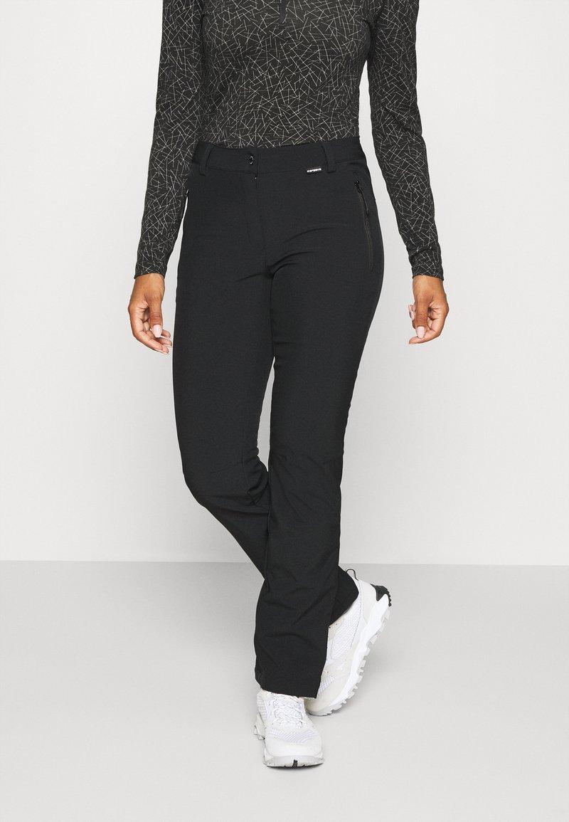 Icepeak - BOVILL - Trousers - black