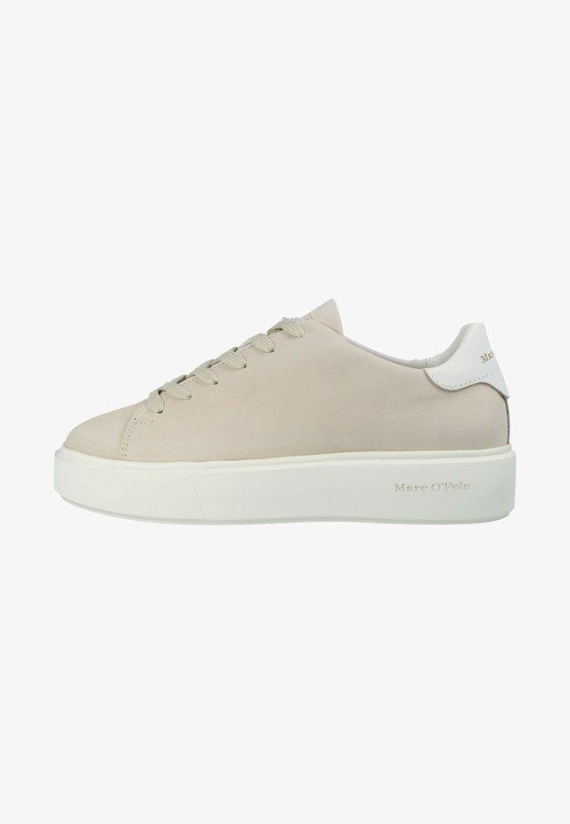 Sneakers laag - beige
