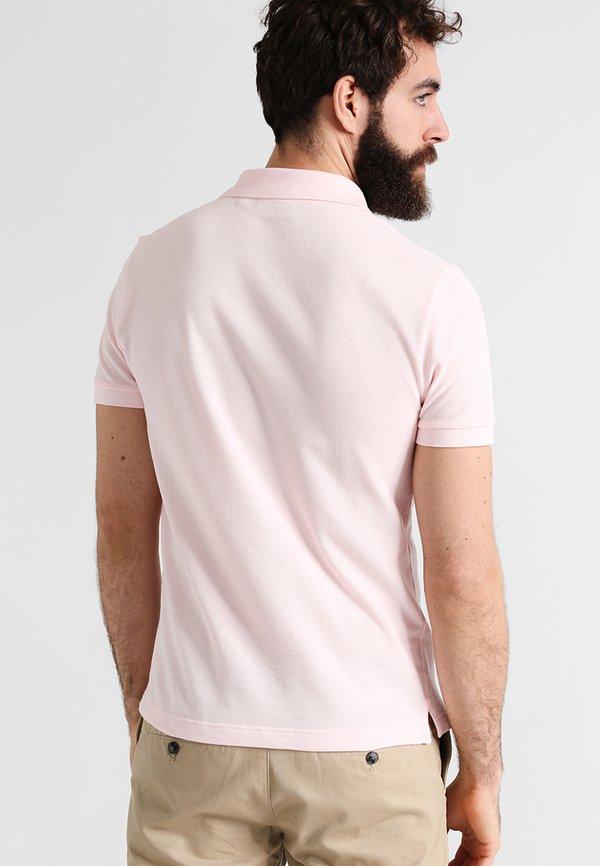 Lacoste Koszulka polo - flamingo/jasnorÓżowy Odzież Męska INJU