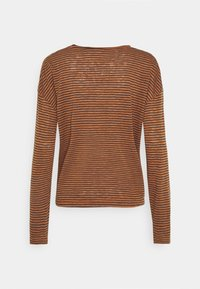 Pepe Jeans - LUCILLE - Long sleeved top - tan