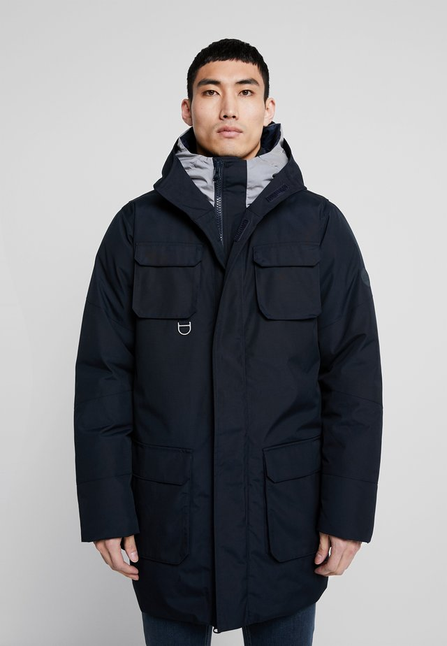 ARCTIC JACKET - Parka - total eclipse